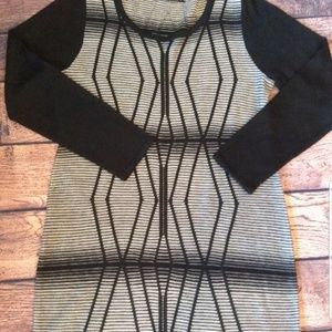 Ivanka trump long sleeve dress